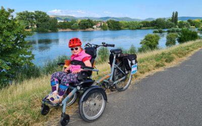Hoffnungsbaum und Team BPAN Germany tragen zum Erfolg des Million Dollar Bike Ride bei