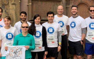 Halbmarathon wurde zum BPAN-Spendenlauf