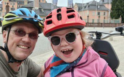 Million Dollar Bike Ride mit Unterstützung von Hoffnungsbaum erneut erfolgreich